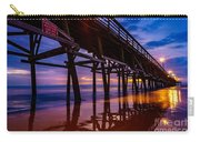 Pier Sunrise Carry-all Pouch