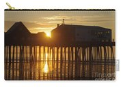 Pier Sunrise Carry-all Pouch