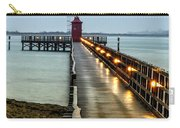 Pier With Lighthouse Carry-all Pouch