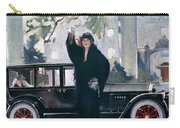 Pierce-arrow Ad, 1925 Carry-all Pouch