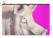 Pig Painting - Kitchen Art Carry-all Pouch
