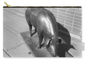 Pig Sculpture Grand Junction Co Carry-all Pouch