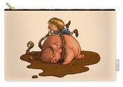 Pig Tales Carry-all Pouch by Andy Catling