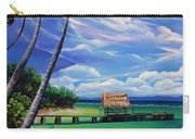 Pigeon Point   Tobago Carry-all Pouch