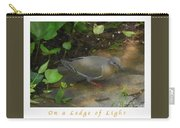 Pigeon Poster Carry-all Pouch