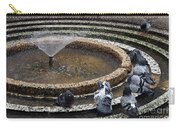 Pigeons Are In The Fountain Refreshes Carry-all Pouch