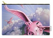 Pigs Away Carry-all Pouch
