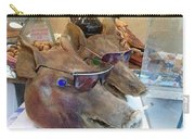 Pigs Heads Carry-all Pouch