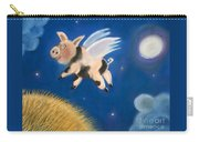 Pigs Might Fly Carry-all Pouch