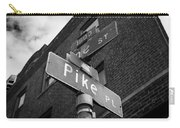 Pike Place Seattle Carry-all Pouch