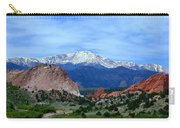Pikes Peak And Garden Of The Gods 1 Carry-all Pouch