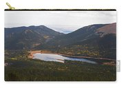Pikes Peak Manitou Colorado Lake Carry-all Pouch