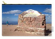 Pikes Peak Summit Carry-all Pouch