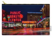 Pikes Place Market Carry-all Pouch