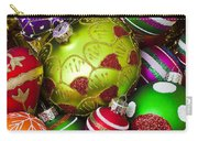 Pile Of Beautiful Ornaments Carry-all Pouch