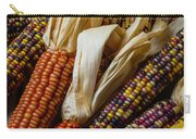 Pile Of Indian Corn Carry-all Pouch