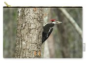 Pileated Searching - Looking Carry-all Pouch