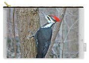 Pileated Woodpecker - Dryocopus Pileatus Carry-all Pouch