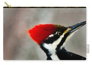 Pileated Woodpecker Up Close Carry-all Pouch