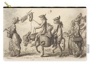 Pilgrimage To French Bucholz Carry-all Pouch