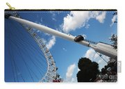 Pillar Of London S Ferris Wheel  Carry-all Pouch