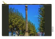 Pillory Of Braga Carry-all Pouch