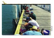 Pilot Bay Beach 6 - Mount Maunganui Tauranga New Zealand Carry-all Pouch