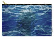 Pilot Whale 9 The Mermaid  Carry-all Pouch