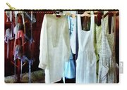 Pinafores And Bonnets In General Store Carry-all Pouch by Susan Savad