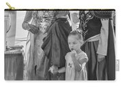 Princesses - Bw Carry-all Pouch
