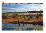Pine Barrens Bog In New Jersey Carry-all Pouch