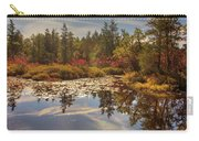 Pine Barrens New Jersey Whitesbog Nj Carry-all Pouch