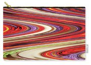Pine Cone Flower Abstract Carry-all Pouch