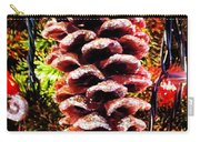 Pine Cone Ornament Carry-all Pouch