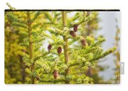 Pine Cones Carry-all Pouch