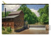 Pine Creek Gristmill Carry-all Pouch