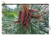 Pine Flowers Carry-all Pouch