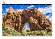 Pine Tree Arch Carry-all Pouch