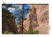 Pine Tree Canyon Carry-all Pouch