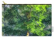 Pine Tree Forest Carry-all Pouch