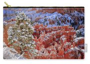 Pine Tree In Bryce Canyon Carry-all Pouch