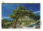 Pine Tree In Yosemite Carry-all Pouch