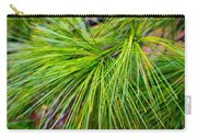Pine Tree Needles Carry-all Pouch