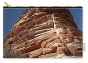 Pine Tree On Sandstone Carry-all Pouch