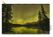 Pine Tree Silhouettes Carry-all Pouch