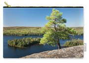 Pine Tree With A View Carry-all Pouch