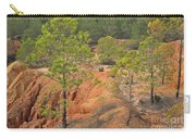 Pine Trees And Forest Carry-all Pouch