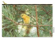 Pine Warbler Carry-all Pouch