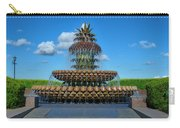 Pineapple Fountain Carry-all Pouch