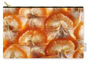 Pineapple Skin Texture Carry-all Pouch